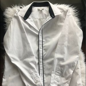 Other - Closet clear out!-Boys White Dress Shirt size-12